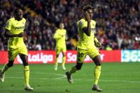Watch: Nigerian teen Chukwueze scores beautiful curler for Villarreal
