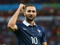Benzema fumes at France federation president
