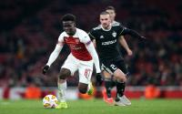 Nigerian youngster makes headlines in UEFA Europa League