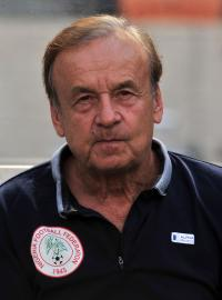 Rohr Shares Four Formations for Nigeria at AFCON 2019