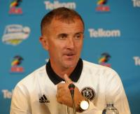 Pirates' Micho: It will be hard for Horoya to dance their way