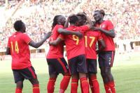 Uganda win in Lesotho to edge closer to AFCON 2019