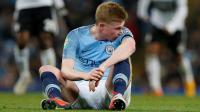 Guardiola gives injury updates on Kevin De Bryune, Aguero