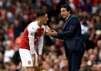 Mesut Ozil sends Unai Emery message ahead of tonight's London derby