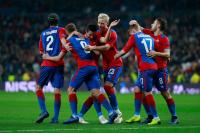 CSKA Moscow shock Real Madrid