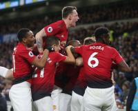 More records at stake as Man United hosts Brighton