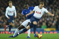 Tottenham pulls away from Chelsea, Arsenal with sleek win at Everton