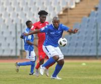 Mbesuma nets brace in South Africa