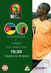 AFCON 2019 : Zambia eye victory against Mambas