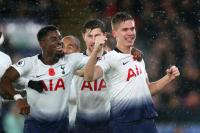 London Derby: Foyth debut goal against Palace  pushes Tottenham away from Arsenal