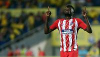 Watch: Ghana's Thomas Partey Scores Super Goal for Atletico