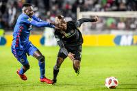 Gampy starts for Supersport in Telkom Knockout