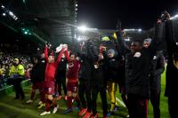 UEL : Salzburg coach proud of his team after win at Celtic