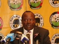 Nyamweya wishes Stars well, calls for safety, security measures