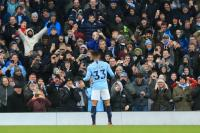 Jesus redemption saves Man City from Everton siege