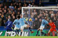 Kante's second ever EPL goal sours Man City run