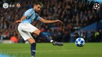 Free-flowing Man City whitewashes Shakhtar at the Etihad