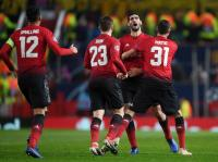 Revealed: Manchester United squad to face Fulham