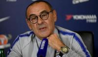 Sarri: Chelsea did not play my football