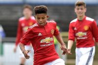 Manchester United youngster set for new UEFA Youth League record