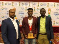 Ghanaian Star Awarded Ethiopian Goalkeeper of the Season