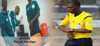 CAF clears Liberian referee of corruption allegations