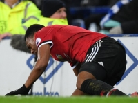 Injury update on Anthony Martial