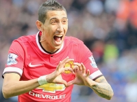 Di Maria reveals why his spell at Man United failed
