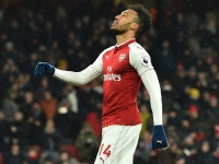 Aubameyang throws his international future in doubt