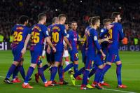 UCL: Barcelona name strong squad to face Tottenham Hotspur
