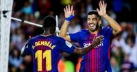 Suarez offers stern warning to teammate amid Arsenal links