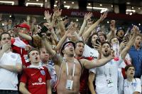 FA condemns England fans for behavior in Spain