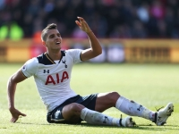 Spurs trio become injury doubts ahead of Chelsea clash
