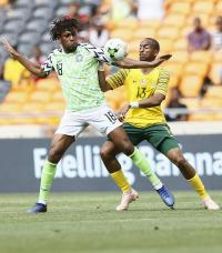 Nigeria's coach Rohr highlights Iwobi evolution