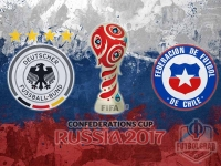 Confed. Cup Russia 2017: Germany vs Chile preview