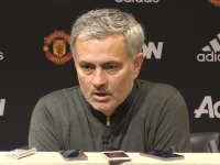 Mourinho confirms Man United trio who will start against Liverpool