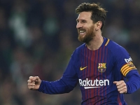 Messi in good shape for Sunday action, Barcelona boss confirms