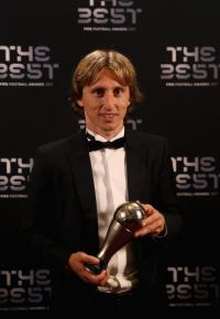 Modric declared Real Madrid legend after Ballon d'Or  win