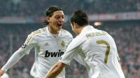 Ozil reveals Ronaldo's anger when he left Real Madrid