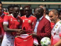 Wanyama happy with Harambee Stars progress