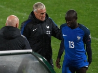 France boss on Sarri playing Kante in different position
