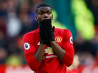 Pogba reveals Manchester City player he looks up to