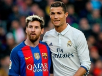 Ronaldo urges Messi to join him in Italy