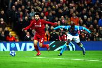 Salah sends Liverpool to the knockouts at the expense of Napoli