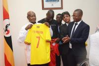 AFCON 2019 Q: president Museveni asks Uganda Cranes to frustrate Tanzania's chances