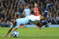 Raheem Sterling Apologises to Referee After Bizarre Penalty Decision