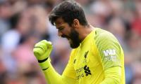 WATCH: Alisson Becker's best Liverpool saves of the season so far