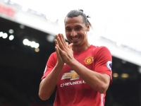 Man Utd defender fires warning to Zlatan Ibrahimovic