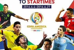 Copa America action heads to your living room