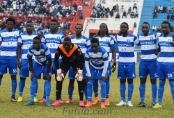Hall names AFC Leopards squad to take on Muho